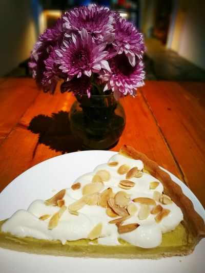 Little Chrysanthemum Sweet Potato Tart The Moment Under The Light Meetup First Eyeem Photo