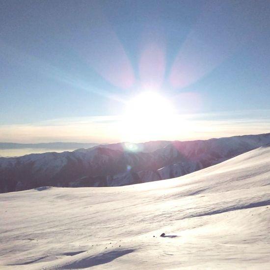 Cuando el sol está brillando puedo hacer cualquier cosa; ninguna montaña es demasiado alta... Nature Chile Sun Sunset Sunsets Sunsetsoftheworld Atardeceresporelmundo Mountain Laparva