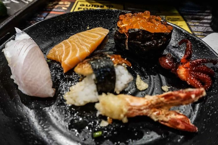 Food Indoors  Close-up Sushi Sashimi  Visual Feast EyeEmNewHere EyeEm Best Shots