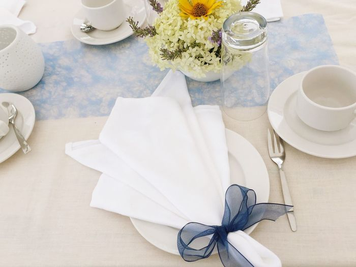 Table Decoration Table Decoration Wedding Plate Napkin