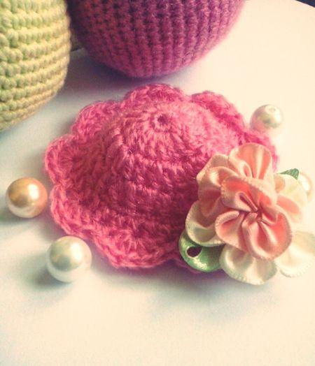 Crochet Cute Accessories Pearl