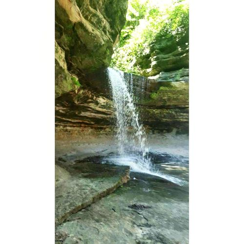 Campimg trip from august 2015 CaMpEr LiFe... StarvedRock Waterfalls Nature Photography Nature At Its Finest