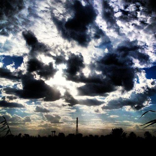 Sky Rainy Weather . Cold Egypt Beautiful_sights