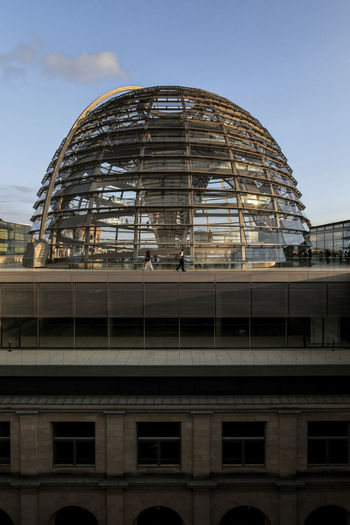 Berlin Berlin Photography Architecture Building Building Exterior Built Structure Canon Canon M5 Canon_official Canon_photos Canonphotography City Close-up Glass - Material Government Modern Office Office Building Exterior Sky Travel Travel Destinations