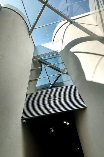 First Eyeem Photo Arquitecture Arquitectura Museo Internacional Del Barroco Luz Y Sombra  Serenidad Contraste