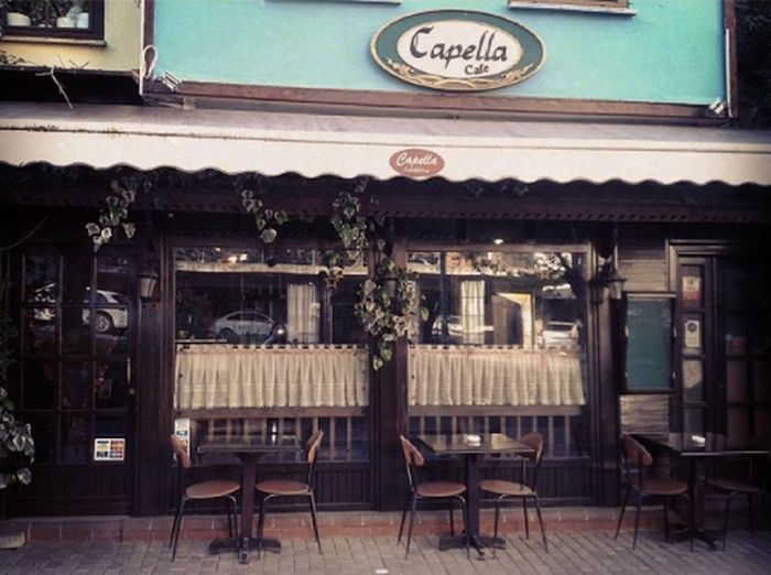 Hello World Vintage Bursa Capellacafe