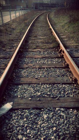 Railway Thepathlesstraveled