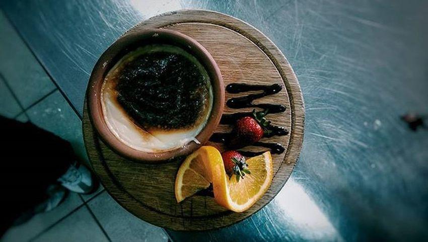 Sütlaç Milkrice Orange Strowberry Chocolate Souce Cheffe Cheffs Cheffin Cheffy Cheffing Kitchen Decor Platedesigning Plateddessert Foodphotography Food Foodie Foodporn Foods Cooking Cooked Cookshop