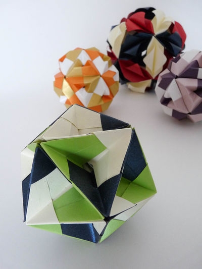Art Art And Craft Artpaper Creativity Folding Origami Origamiart Paper Paperart Papiroflexia Studio Shot White Background