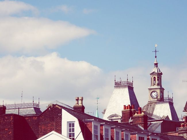 Rooftops United Kingdom Mary Poppins