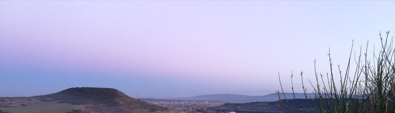 sunset at Logroño