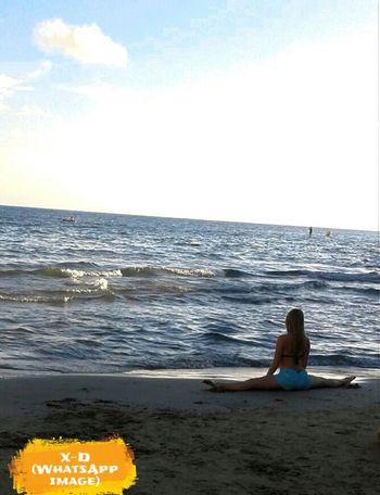 Beach Girl LOL!