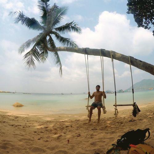 Thailand Beach Island Koh Tao