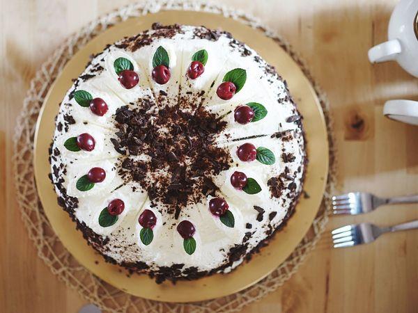 Torte 2 // Big Schwarzwälderkirschtorten-Contest