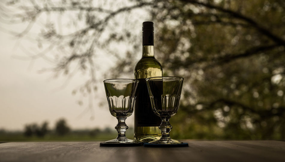 Alcohol Bottle Close-up Drink Drinking Glass Food And Drink Natuelovers Nature Nature Photography Nature_collection Naturelovers Table Tree Trees Wine Wine Bottle Wine Bottle Wine Glass Wine Moments Wine Tasting Wineandmore Wineglass Winetasting The Great Outdoors - 2017 EyeEm Awards Food Stories