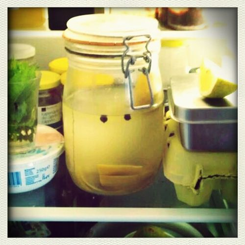 Sad Face In A Pickle