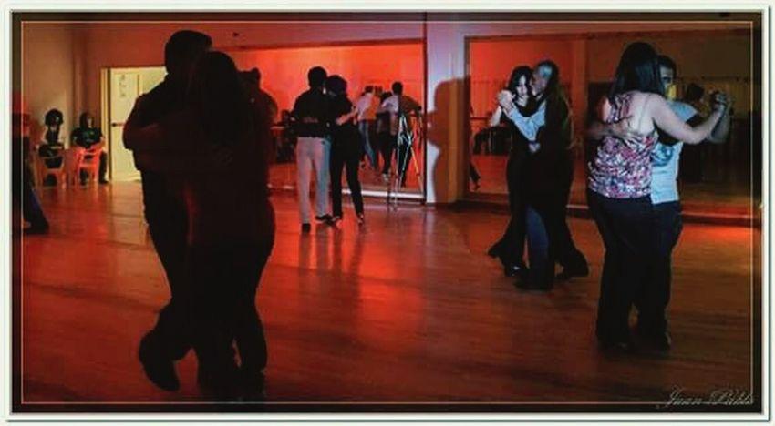 Tango Dancing Tango Party Nightphotography