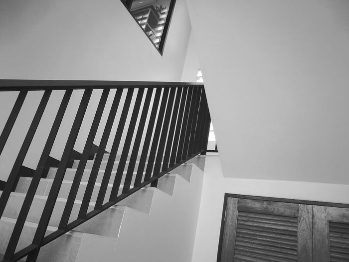 close up stair
