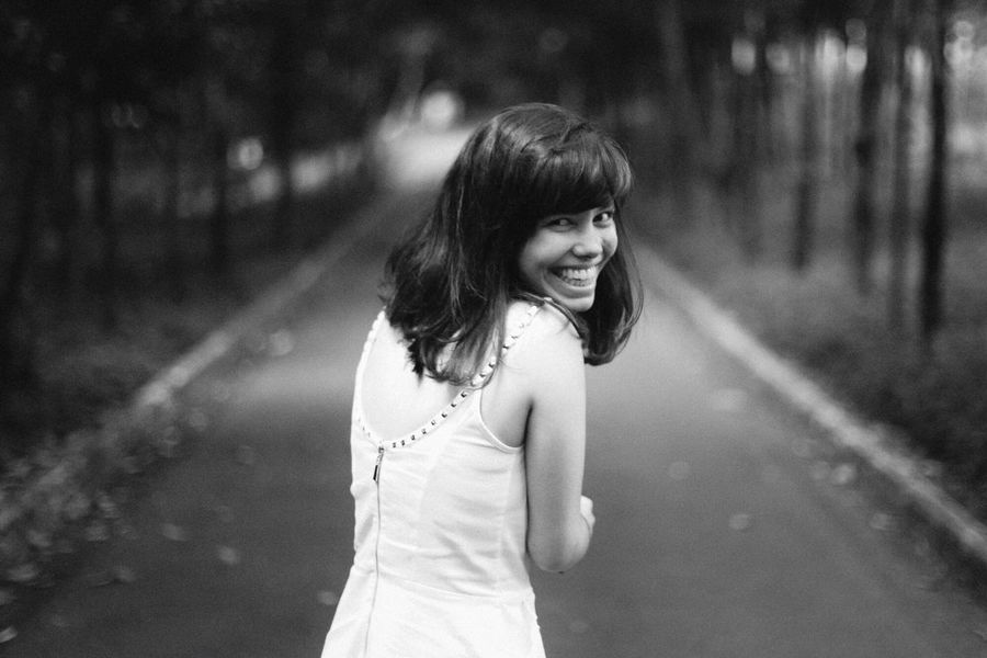 All you need is someone to laugh with you. Portrait Portrait Of A Woman Portrait Of A Friend Smile Happy Happiness Blackandwhite Monochrome Black And White Light And Shadow Fresh On Market May 2016 Fresh On Market 2016