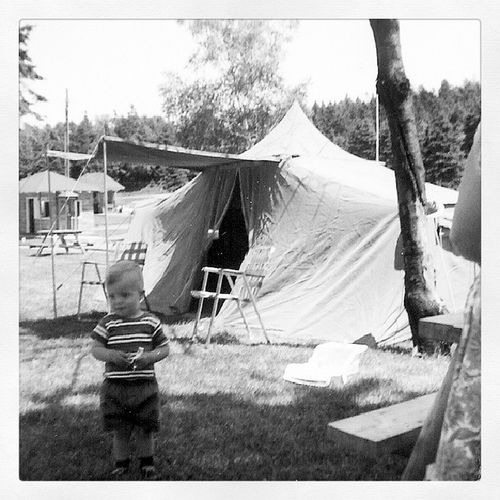 Back in the day we used to camp at Victoria Park in Truro 1964 TBT  Throwbackthursday