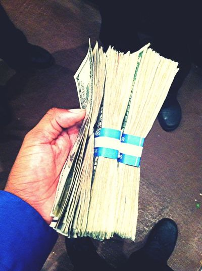 Countin So Much Money That My Fingers Cramp!