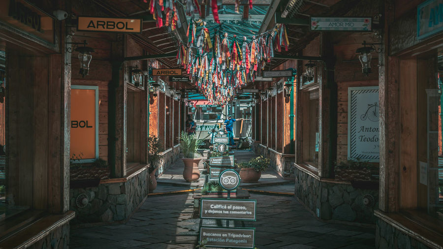 Built Structure Architecture Communication Text Direction The Way Forward Building Lighting Equipment Indoors  No People Script Sign Illuminated Non-western Script Day Lantern Hanging Decoration Architectural Column Alley Ceiling The Art Of Street Photography
