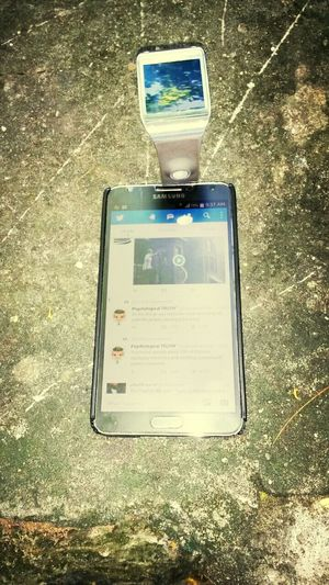 Technology I Can't Live Without Samsung Galaxy Note 3 Galaxygear