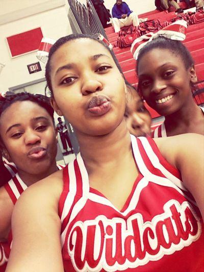Me & My Cheer Sisters !