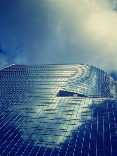 total illusion of transparency Architecture Dramatic Sky Great Views Reflection