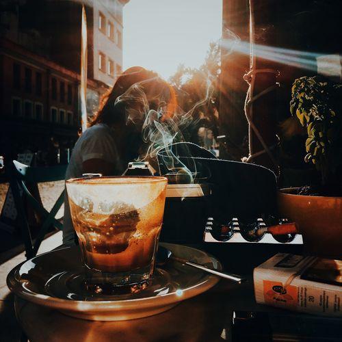 2016 Hipstamatic Mobilephotography Istanbul Turkey Iphonesia Vscocam Eminönü Coffee Time Bongo