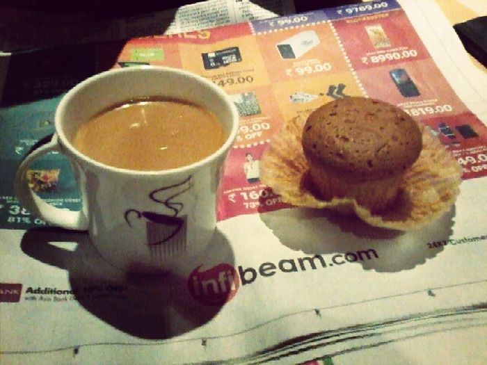 Tea break ;-) Tea Cupcakes Food_And_Drink