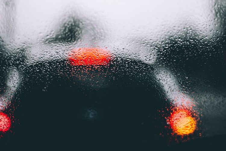 Showcase: February Bokeh Rain Canon Cars Carsofeyeem Beautiful Dublin Weather