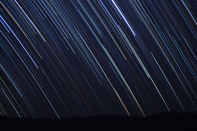 Startrail Night Star Trail Star - Space Outdoors Space Astrophotography Nightphotography Long Exposure Beauty In Nature