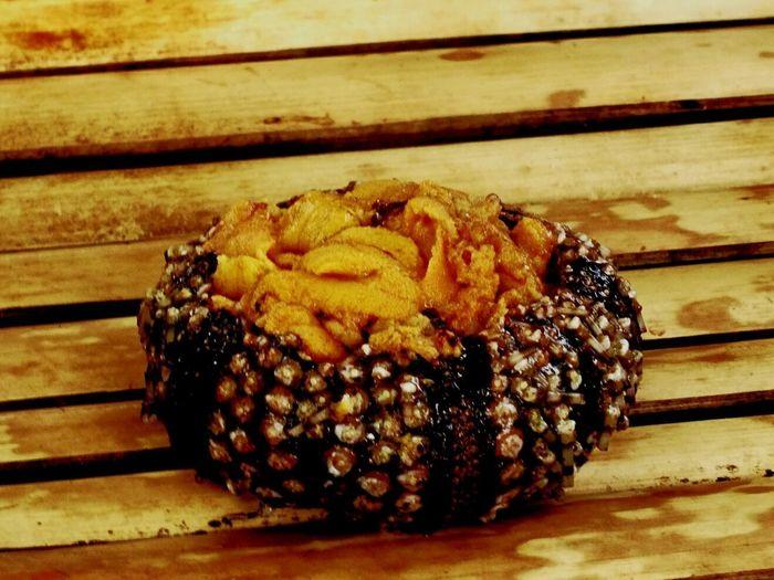 Ne'e is Sea Urchins from Kaledupa Language Sea Animal SEAFOOD🐡 Expensive Food Fresh Food