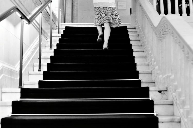 woman walking up stairs Bradleywarren Photography Bradley Olson Copy Space Backgrounds Background Room For Text Historic Vintage Chicago Female Woman stairways Stepping Up Stairs_collection The Way Forward Moving Up Buisness Working Business Finance And Industry Steps And Staircases Steps Low Section Staircase Stairway Stairs Railing Spiral Stairs Building Hand Rail Walking