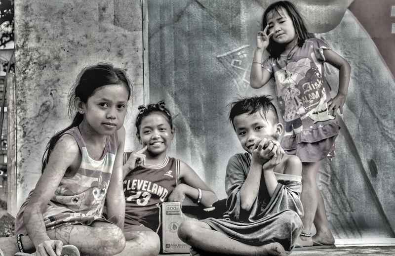 Kids of