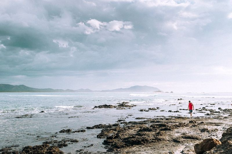 Sky Clouds And Sky Clouds Beach Landscape Vscocam Nature Light EyeEm Best Shots EyeEm Nature Lover