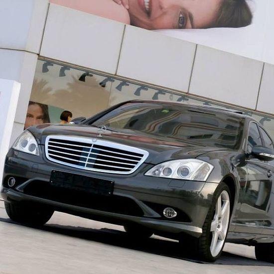S500 Mercedes Mb W221 v8