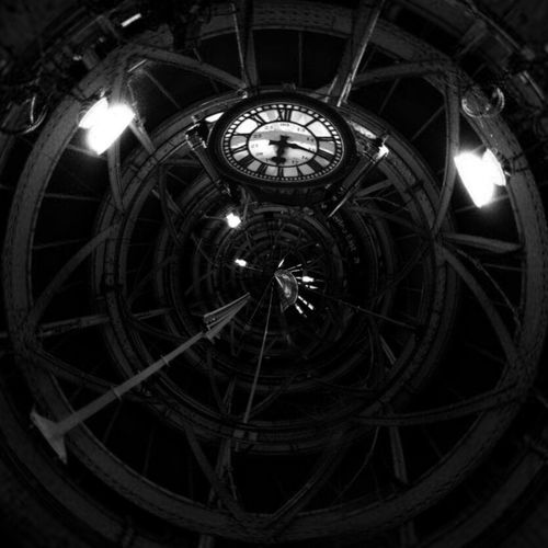 Time Time Distortion