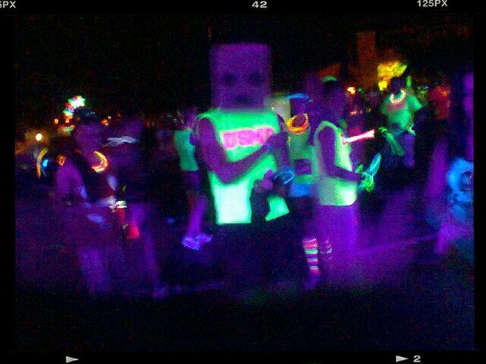 Boxface Partying Till Sunrise TheElectricRun Funtimes