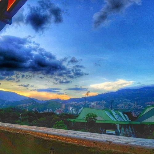 Clouds Skyporn Medellín Estadio