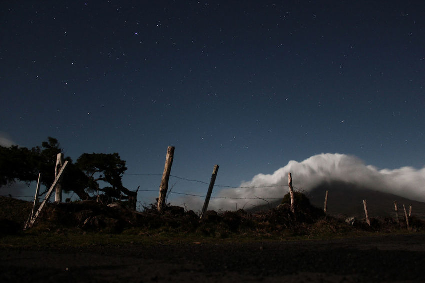 The Great Outdoors - 2015 EyeEm Awards Mountains Clouds And Sky Azores Nightphotography They Only Came Out At Night