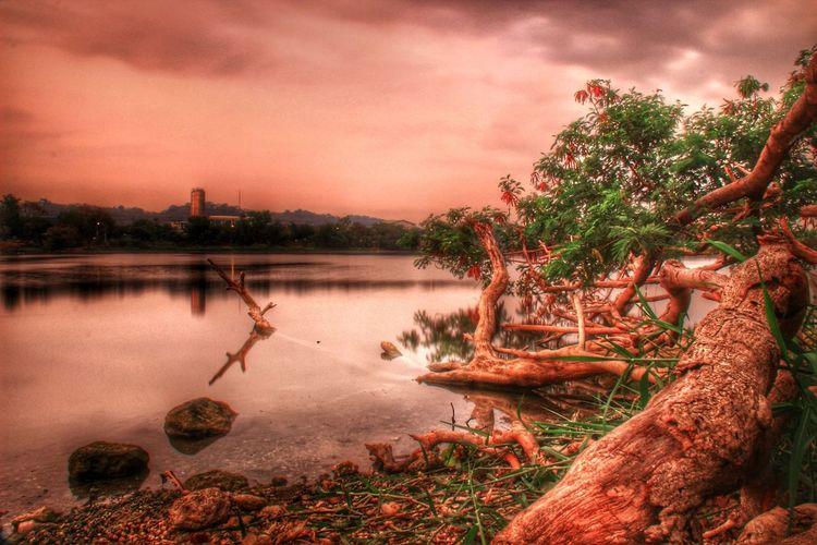 Telaga ngipik Beautiful Day Relaxing Hello World Landscape #Nature #photography