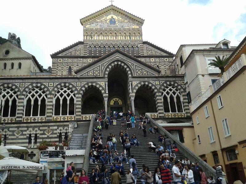 Church Amalfi Coast