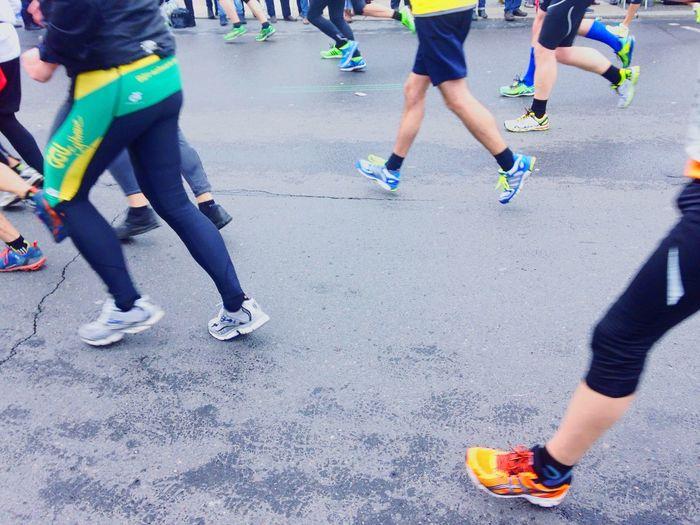 The Concrete Dance. Inspiration People Watching Running Shoes Jogging Half Marathon Marathon The Action Photographer - 2015 EyeEm Awards