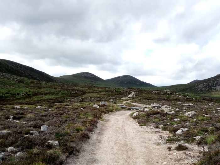 Mourne Path to
