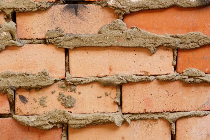 Architecture Brick Wall Building Exterior Built Structure No People Pattern Residential Structure