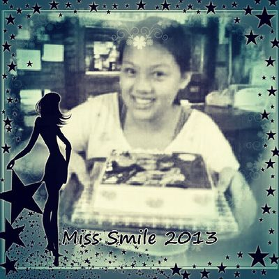 Miss Smile forever and ever ...