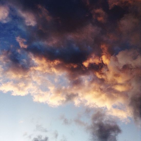 Nature On Your Doorstep : You can dream now Clouds And Sky
