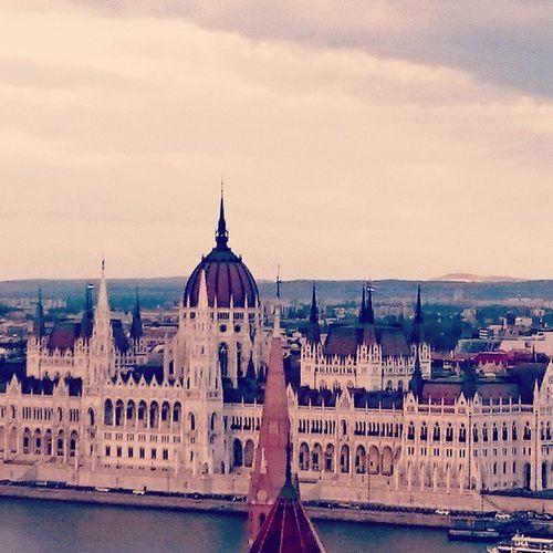 Budapest Budapestparliament